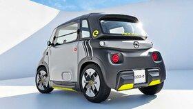 خودرو برقی شهری جالب از کمپانی اوپل