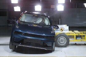 دو خودرو چینی 5 ستاره ایمنی اروپا را دریافت کردند