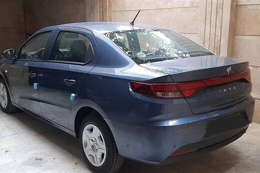 قیمت خودرو تارا دنده دستی در بازار مشخص شد