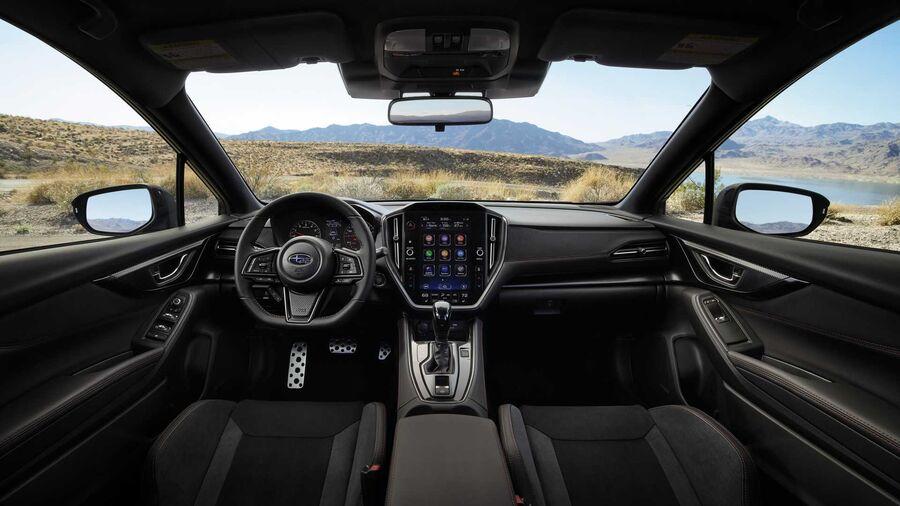 معرفی نسل جدید سوبارو WRX مدل 2022