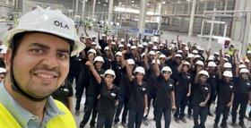 شرکت سازنده اسکوتر برقی، با 10 هزار کارمند زن
