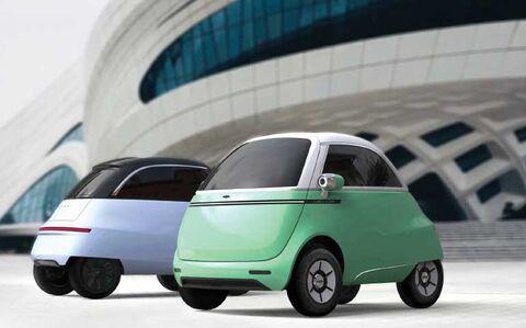 خودروهای حبابی