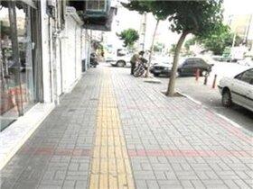 خیابانهایی که «پیادهرو » ندارند
