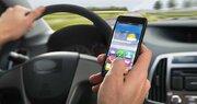 برخورد جدی پلیس با رانندگانی که برای شبکههای مجازی تصویربرداری میکنند