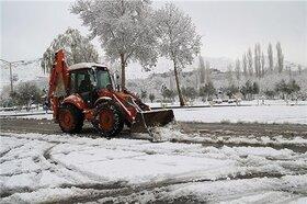 تشکیل قرارگاه راهداری زمستانی و آغاز طرح از ۱۵ آبان