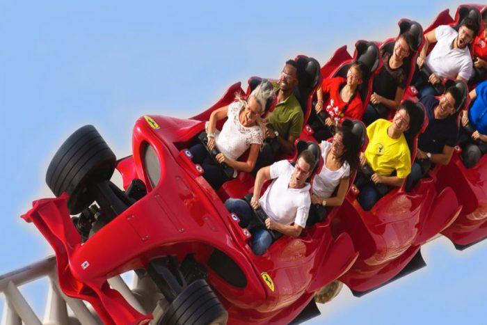 پارک تفریحی فراری در ابوظبی
