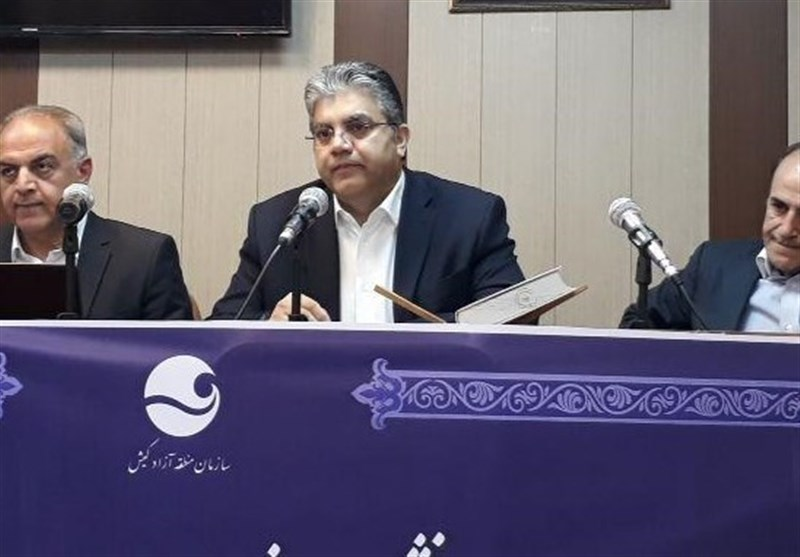 علیرضا قائدیان ، دبیر ستاد تسهیلات سفرهای نوروزی کیش