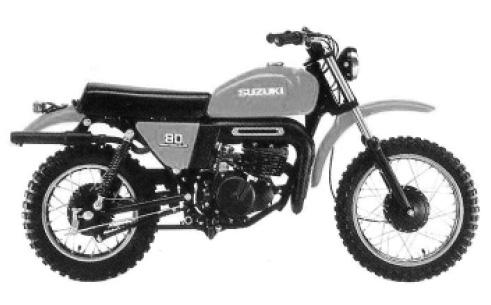 سوزوکی 80