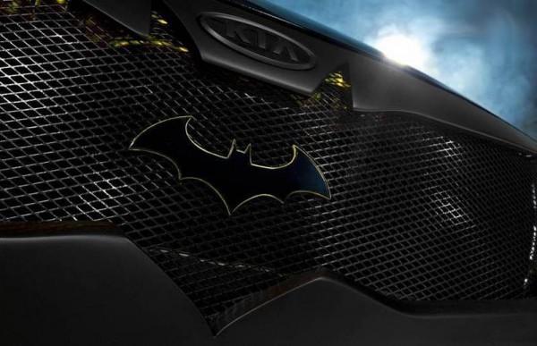 "Kia Optima ""Batmobile"""