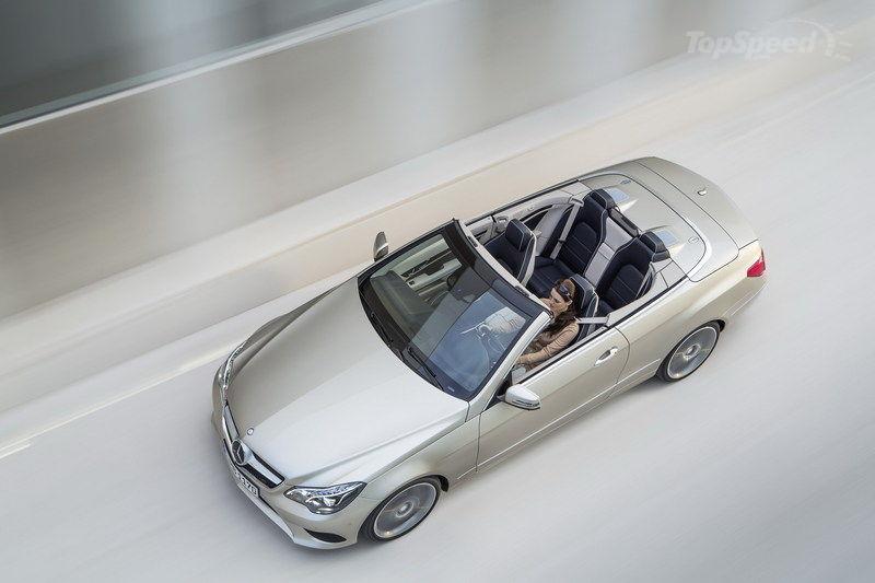2014 Mercedes E-Class Convertible picture - doc488050