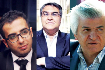 حسین دلاور ، محمدرضا نجفیمنش ، امیرحسن کاکائی