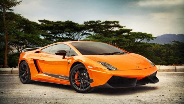 ۵ lamborghini gallardo car wallpaper