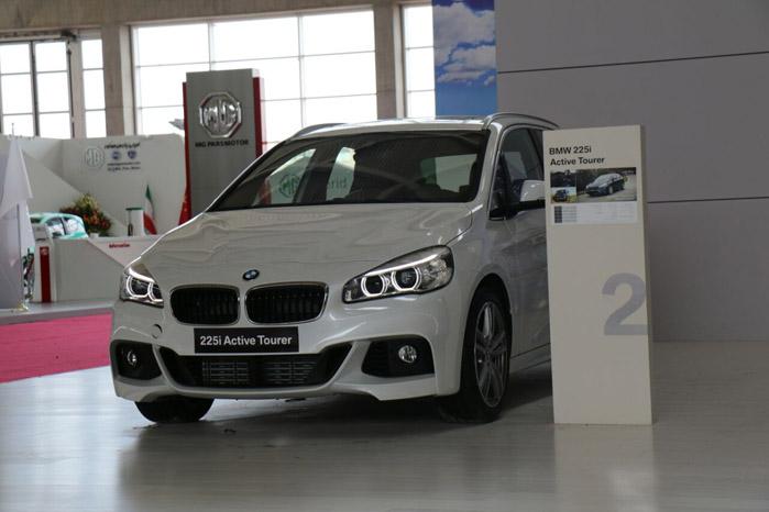 BMW سری 2 اکتیوتورر 270 میلیون تومان