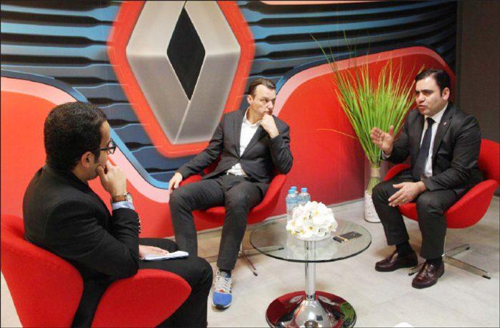 گفتوگوی اختصاصی با لورنس وندناکر ، مدیر ارشد طراحی کمپانی رنو