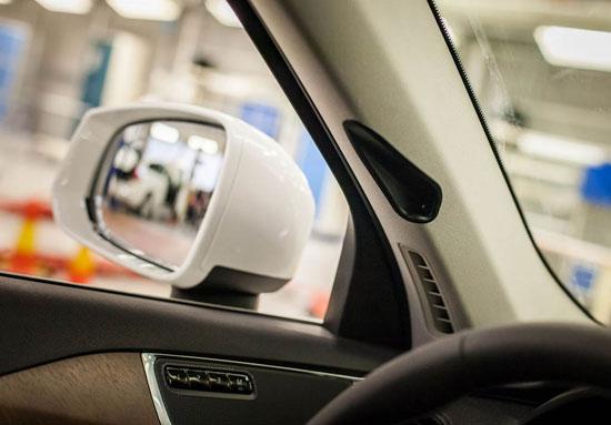 ولوو تست عمومی خودروهای خودران را آغاز کرد