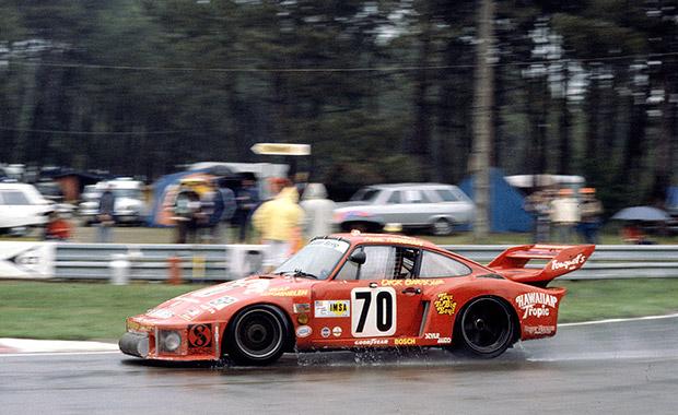 Barbour-Newman-Stommelen-Porsche-Le-Mans