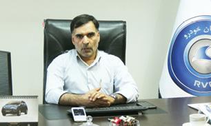 حسن گنجی مدیر عامل شرکت ریگان خودرو