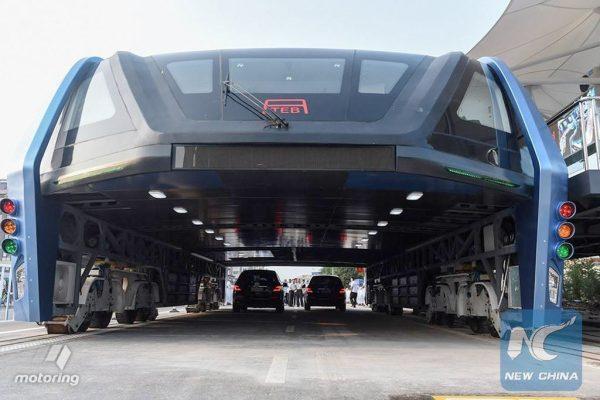 اتوبوس حمل و نقل هوایی یا به اختصار TEB