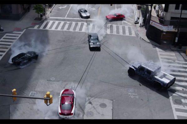 اولین تیزر رسمی فیلم سریع و خشن 8 با عنوان « سرنوشت خشن »