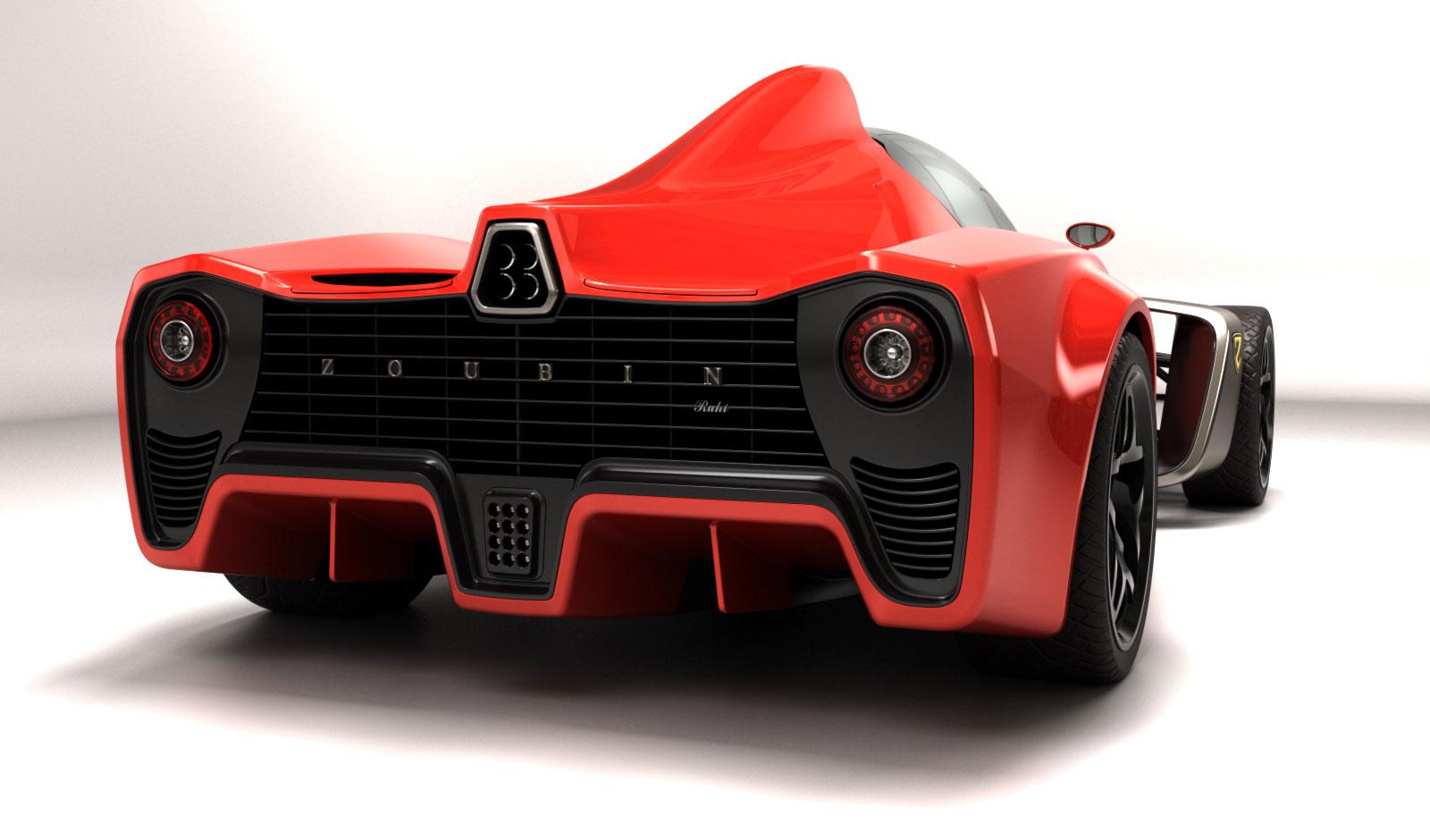 خودروهای سوپر اسپرت