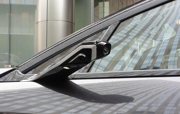 BMW i8 مجهز به دوربین پانوراما