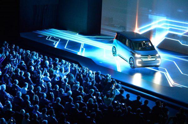 نمایشگاه CES 2017 بزرگترین گردهمایی خودروهای الکتریکی