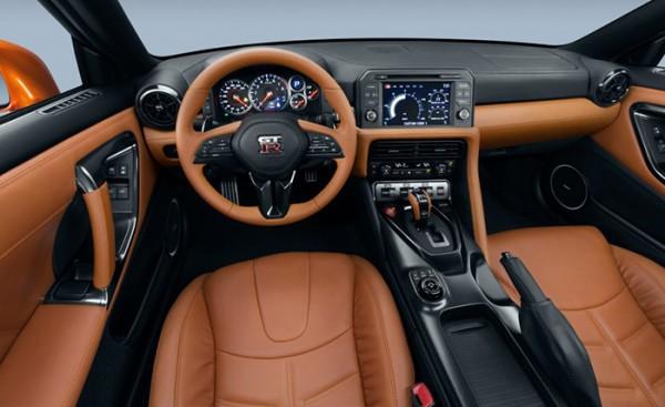 نیسان GT-R مدل 2017