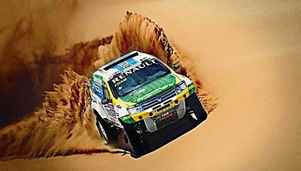 رنو داستر (Renault Duster)