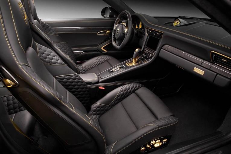 TopCar Stinger Porsche GTR Carbon Edition